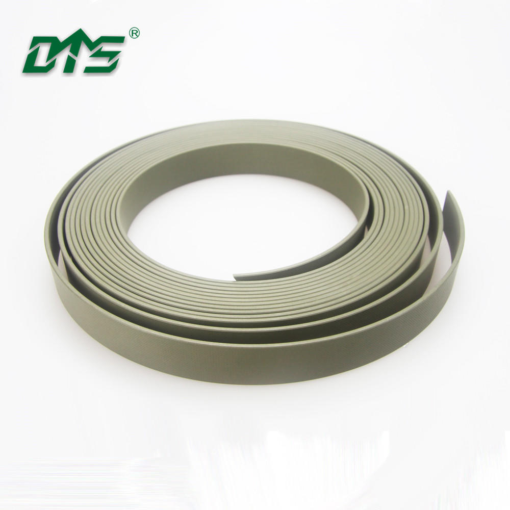 bronze PTFE guide tape strip wear band for hydraulic cylinder GST