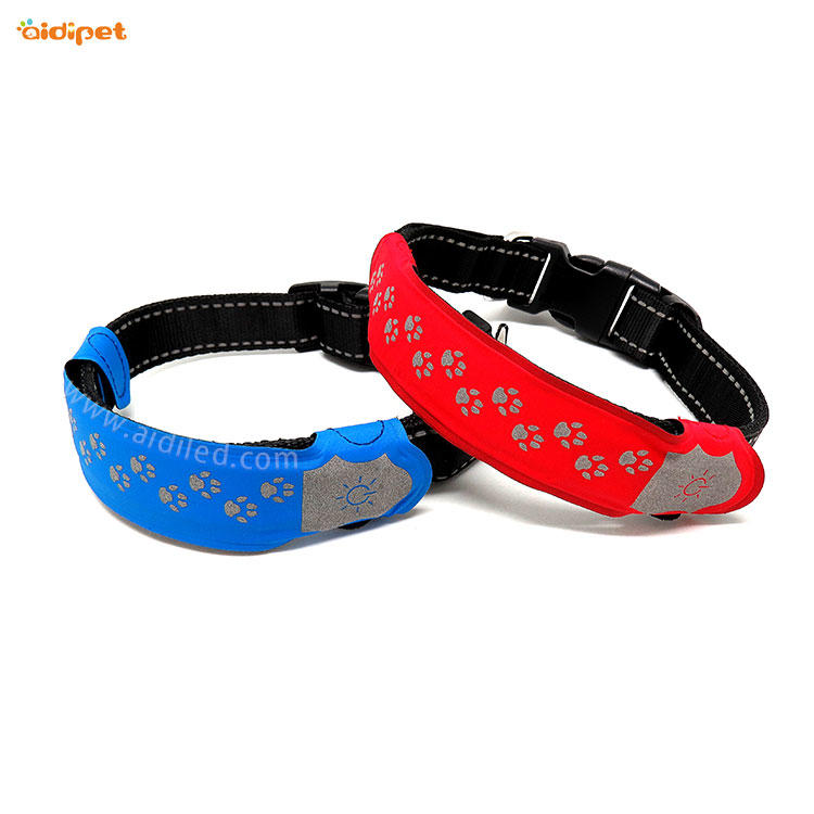 Wholesale Personalized USB Rechargeable LED Flashing Reflective Sport Armband IN STOCK