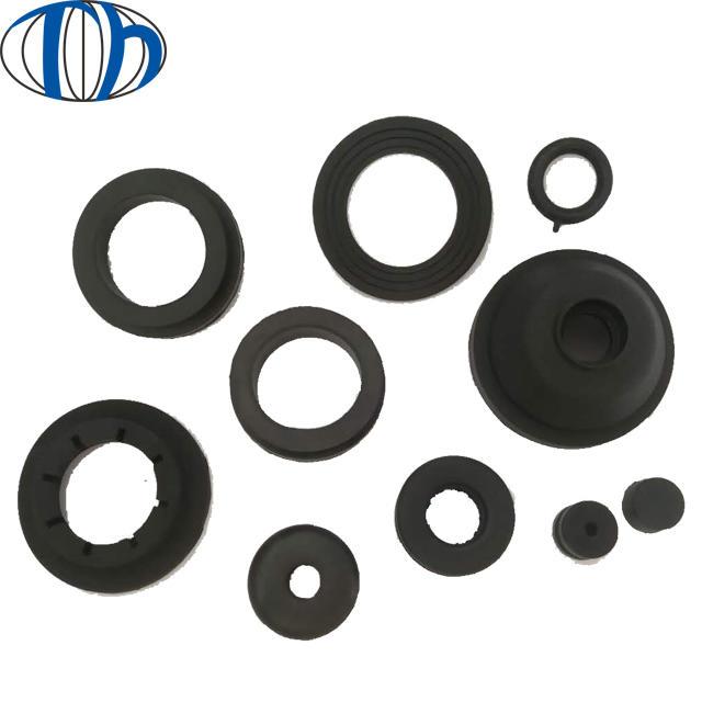 epdm ROUND flat rubber gasket ring seals