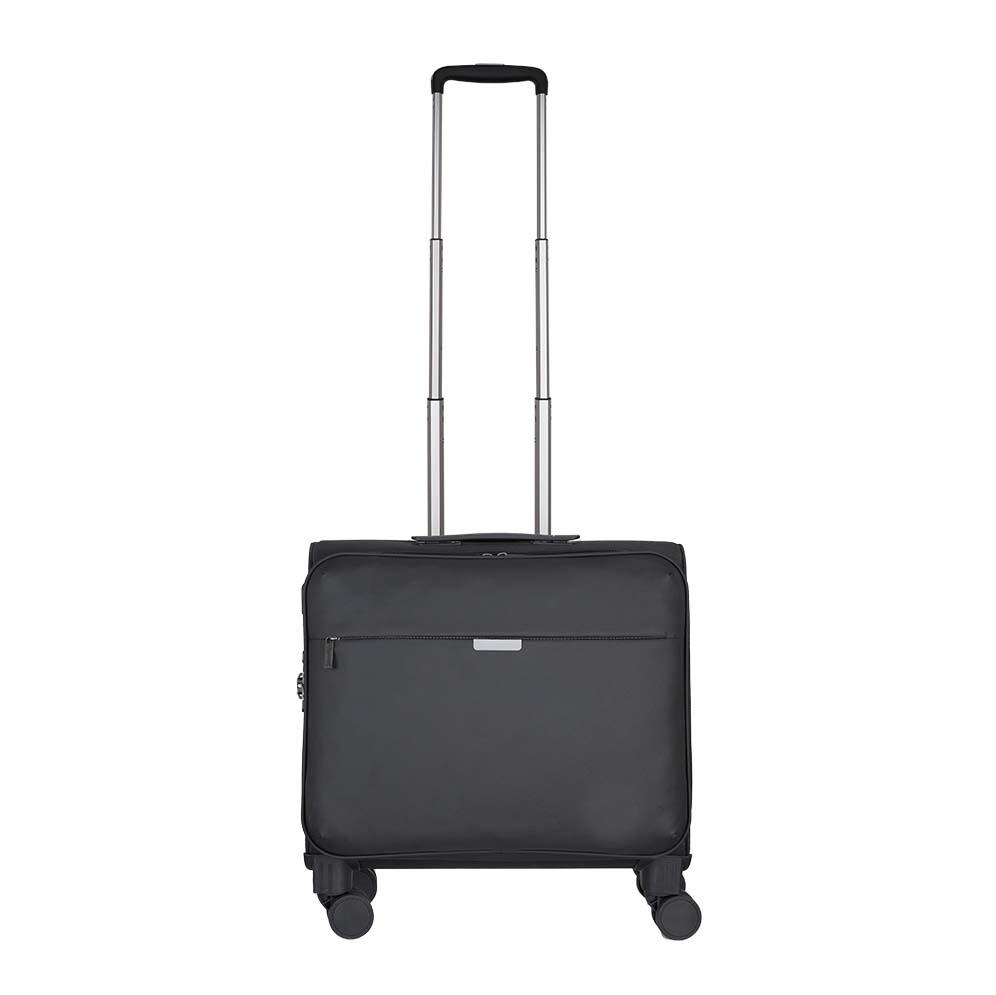 luggage Boarding Suitcase Travel Trolley Case Carry Ons Rolling Luggage Soft Shell Spinner Wheels TSA Lock Waterproof