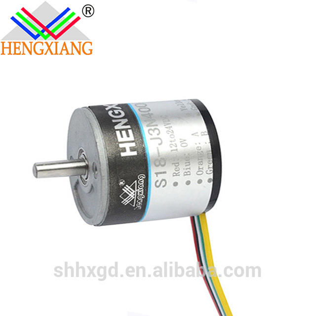 S18- Series bill counter encoder