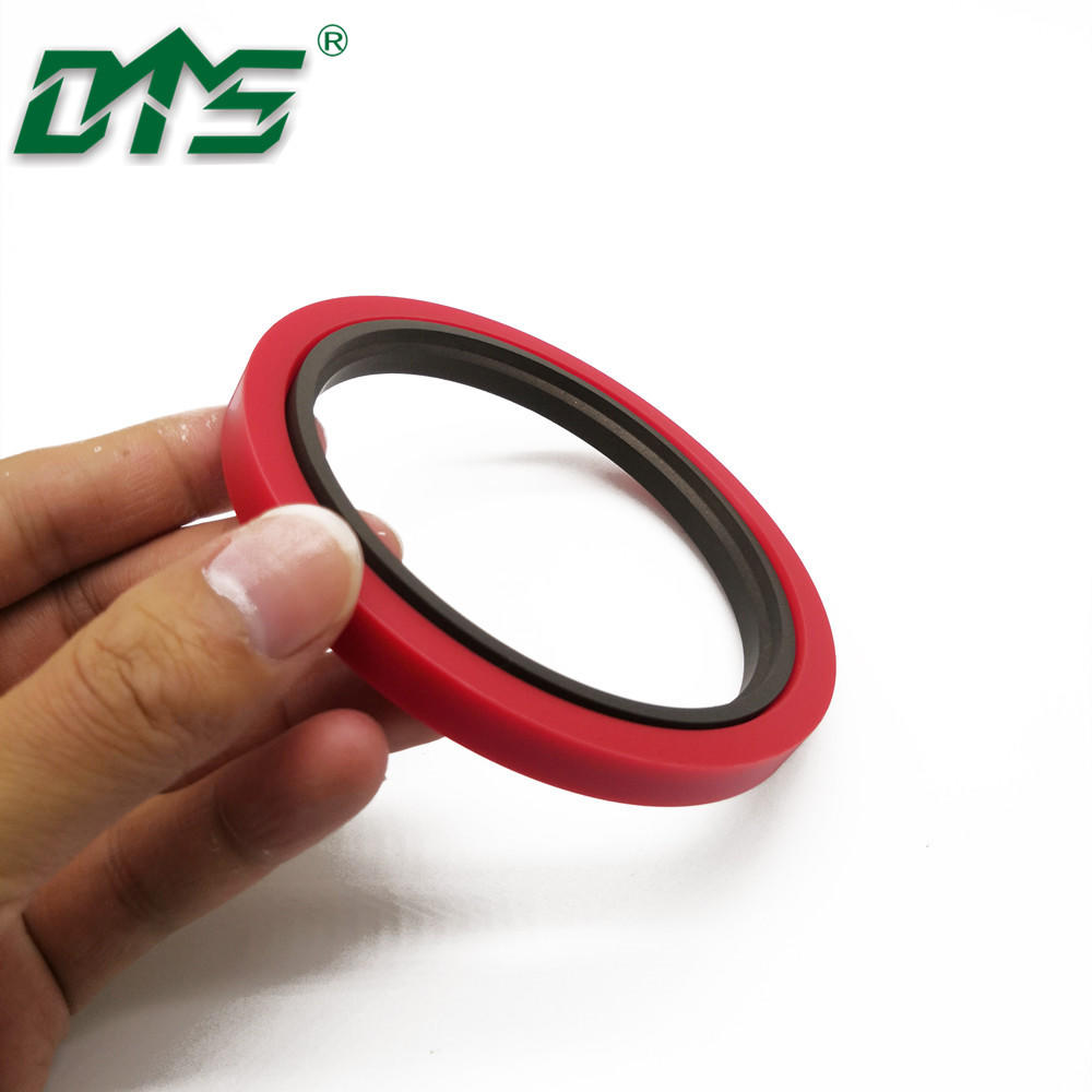 Hydraulic seal filled PTFE rod seal GSJ-W with high pressure resistance