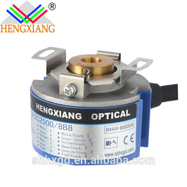 Optical incremental servo motor encoder rotary encoder TS5200N500 OIH48 Series OIH48-2500-P4-L6-5V