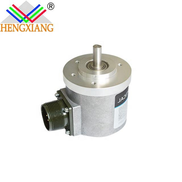 incremental encoder S65 rotary 1200 PPR AA-BB-ZZ- phase