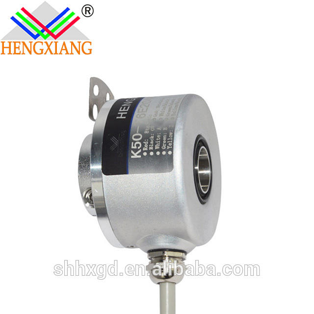 HENGXIANG K50 hollow shaft resolver encoder factory supplier