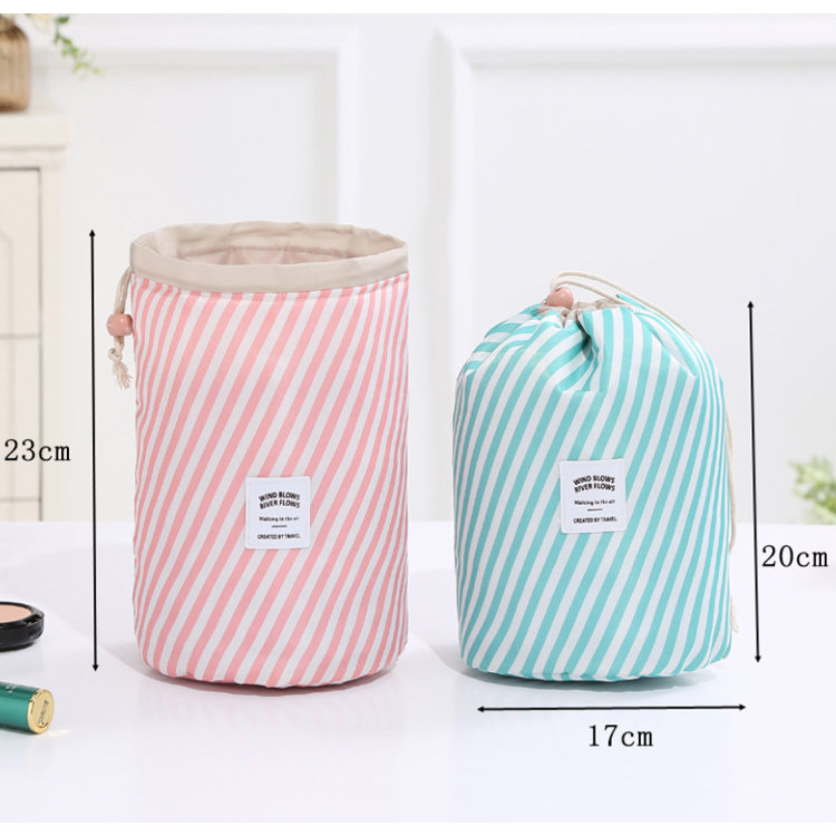 product-Osgoodway-Osgoodway2 Customised Sublimation Trendy Ladies Cosmetic Bag Drawstring Make up Tr