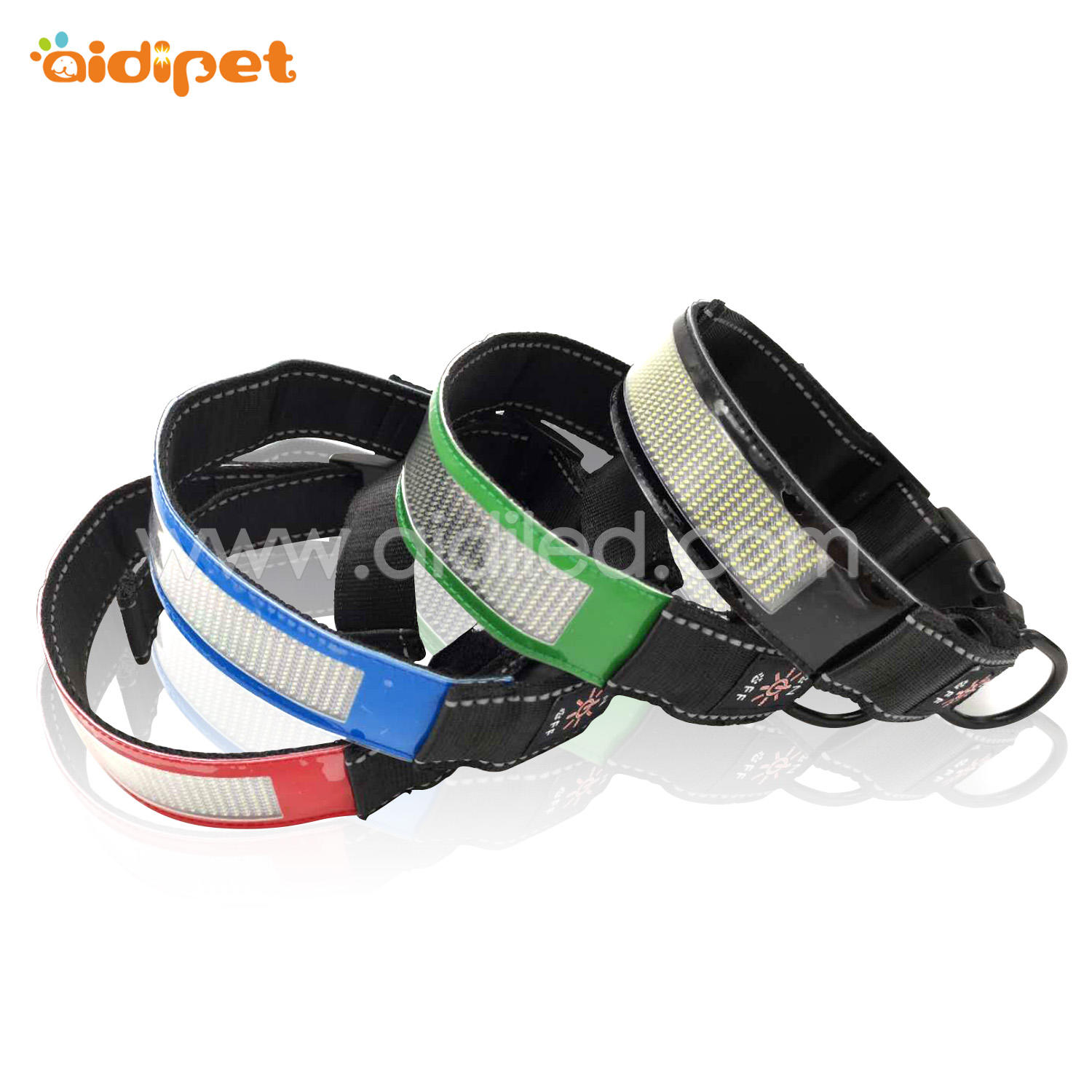 New Design Bluetooth Screen Display LED Dog Collar
