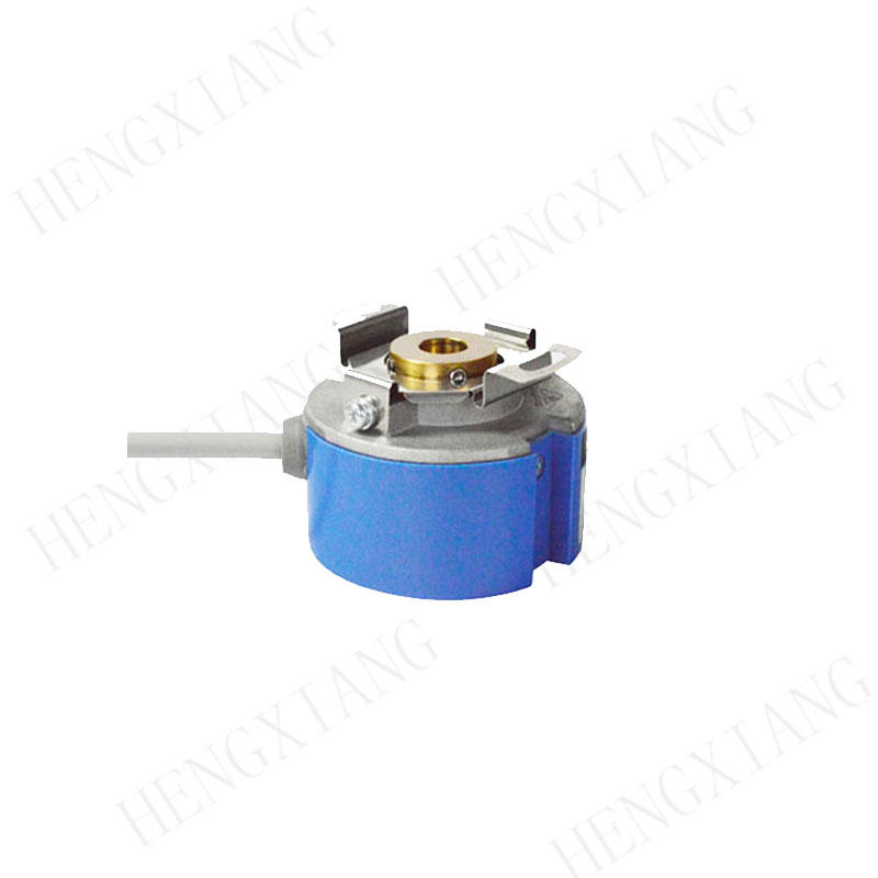 New OIH48-2048P8-L6-5V HOLLOW SHAFT elevator encoder TS5214N8566/566 TTL line driver output 5V