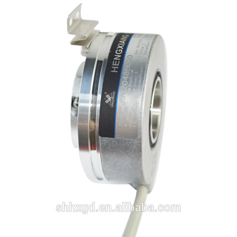 Hollow shaft rotary encoder with hole 18mm rotary encoder sbh2-1024 2t