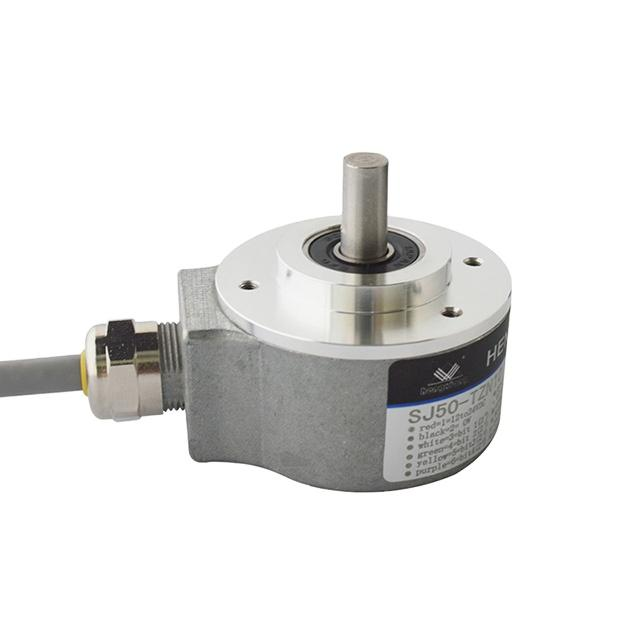 Low cost with the same specifications of TRD-NA720RPW5M Medium Duty 720 PPR Absolute Rotary Encoder