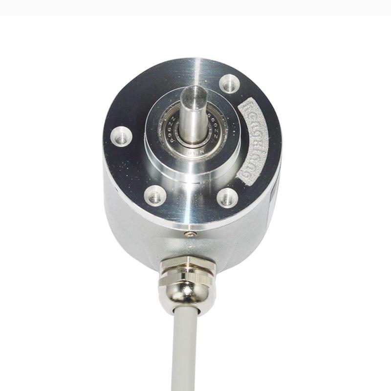 high quality S38 Voltage output DC12-24V rotary optical proximity sensor encoder