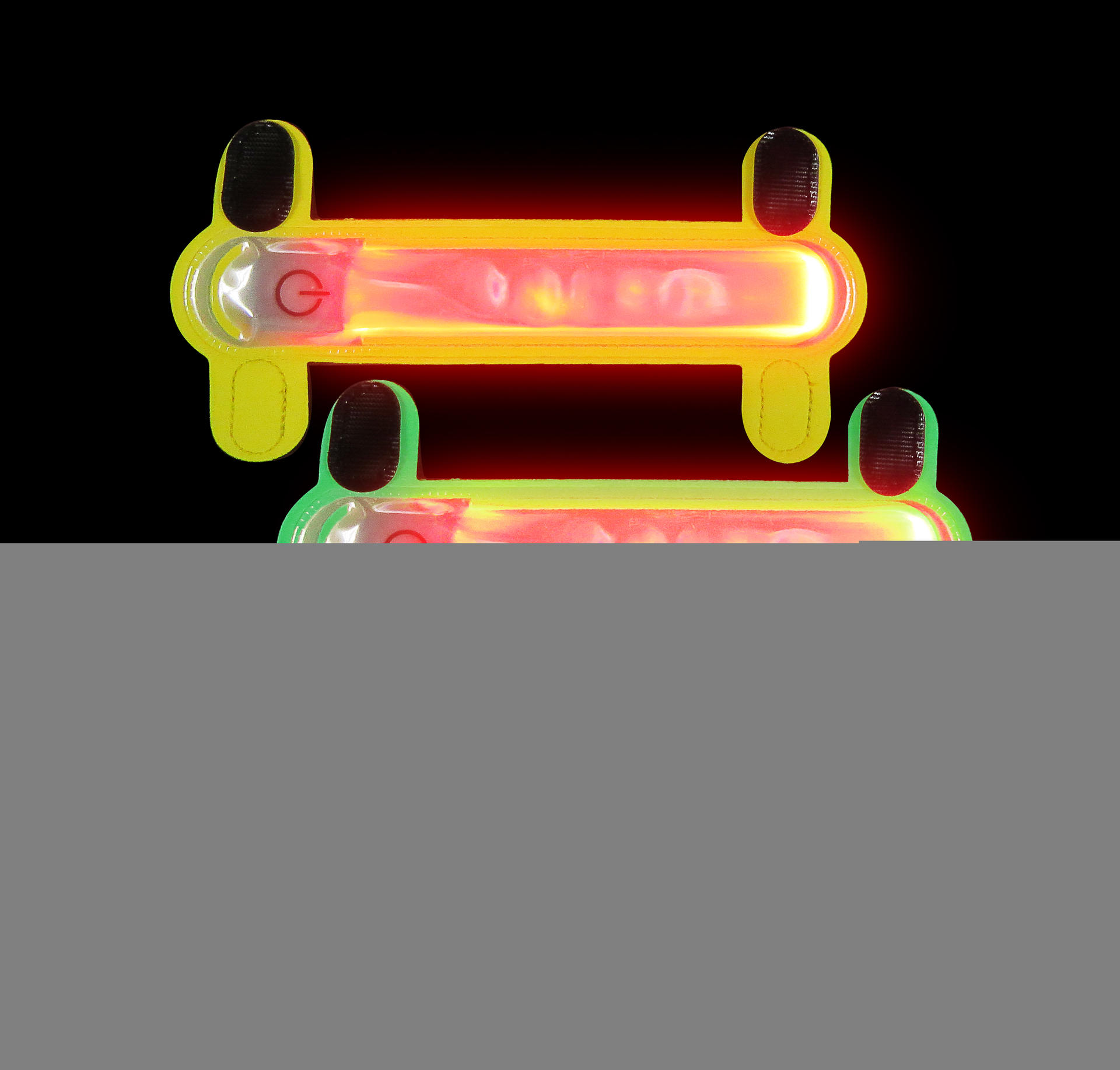 Dog Collar Accessory Led Light Cover lycra Detachable Led Dog Collar Rainproof Light Up Collar Cover for Dogs