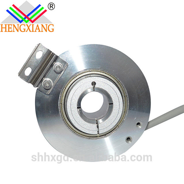 K76 hollow shaft absolute rotary elevator encoder