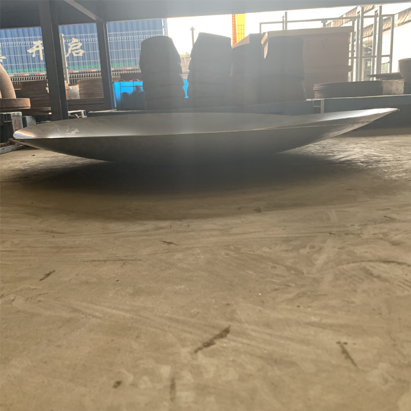 Best Factory Customized Carbon Steel Elliptical Mild Steel Dish Head used for Pressure Vessel