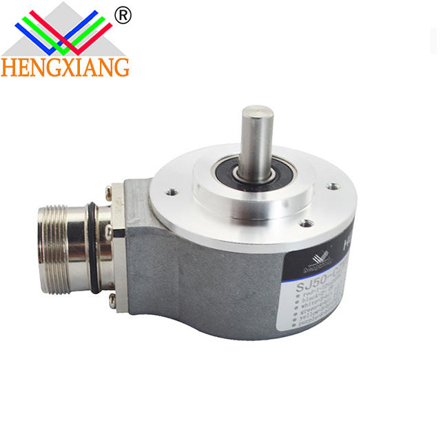 Shaft sleeve encoder rotary absolute rotary encoder Gray code output