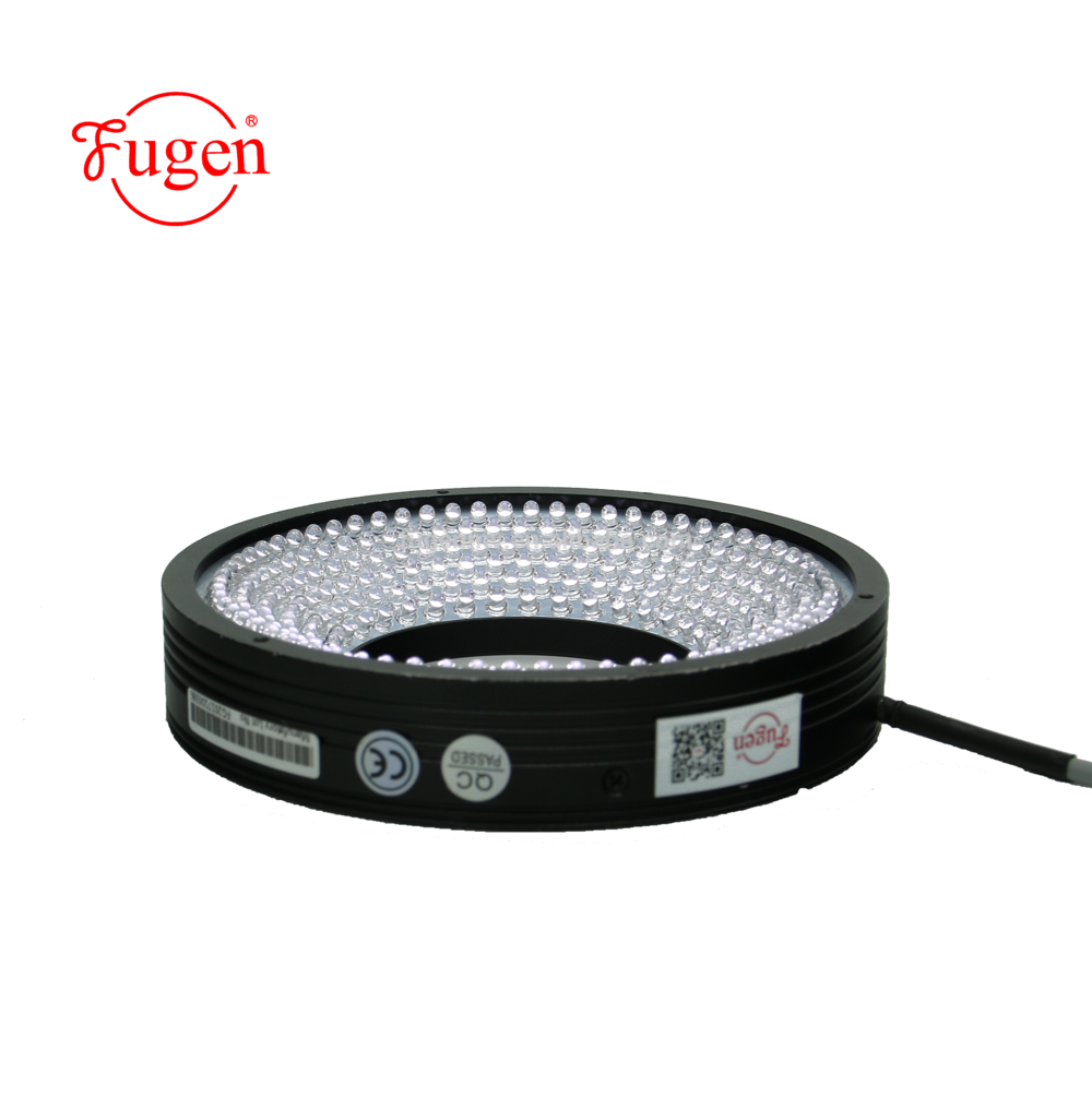 wholesale low price 24V machine vision illumination led ring light for industry test in China(mainland)