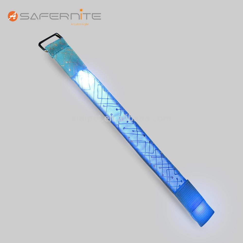 Cheap LED Arm Band,LED Sports Leg Band for Runners, Armband LED