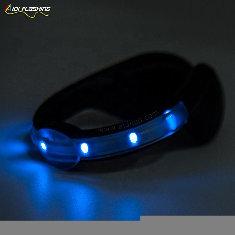 USB Rechargeable Led Shoe Clip for Night Running Safety Luminous Shoe Clip Light China Golden Supplier