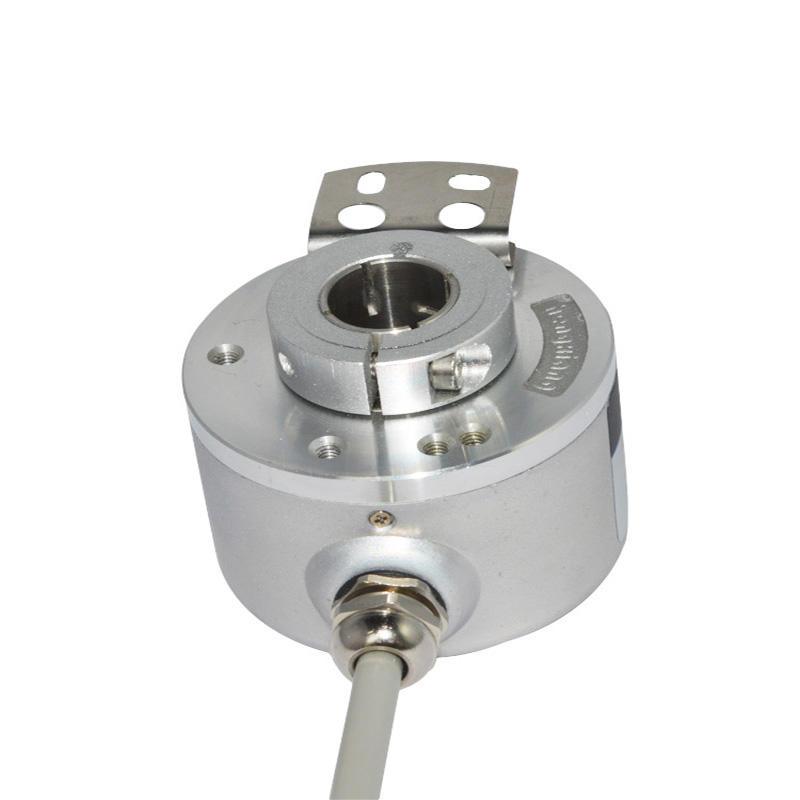 6mm/8mm/10mm/12mm/14mm/15mm K50 incremental encoder hollow shaft manual rotary encoder for Pipeline radar