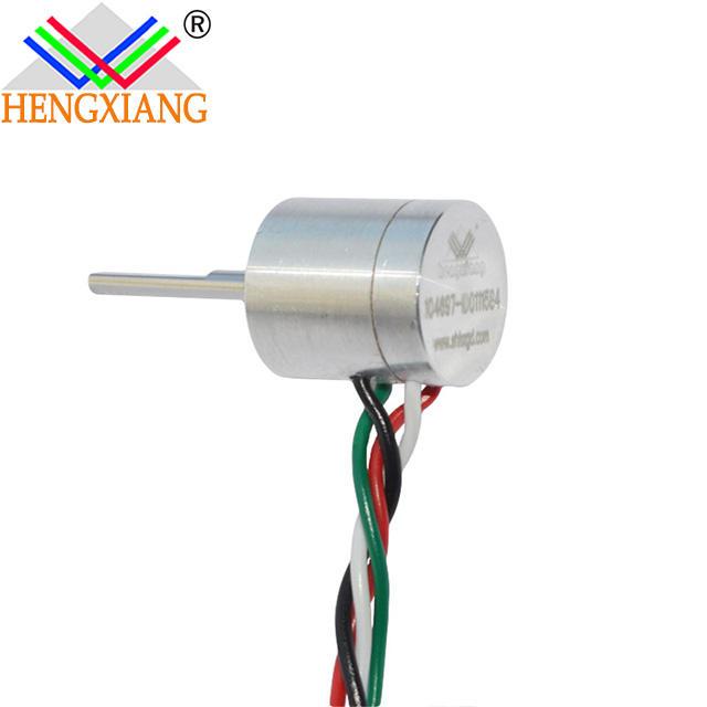 solid shaft 2mm encoder vibration motor mini 300ppr encoder