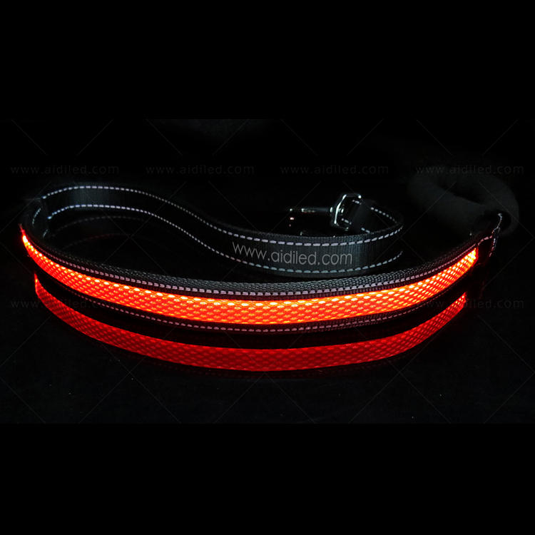 CustomClimbing Rope Dog Leash Nylon Fiber Reflective Dog Leash