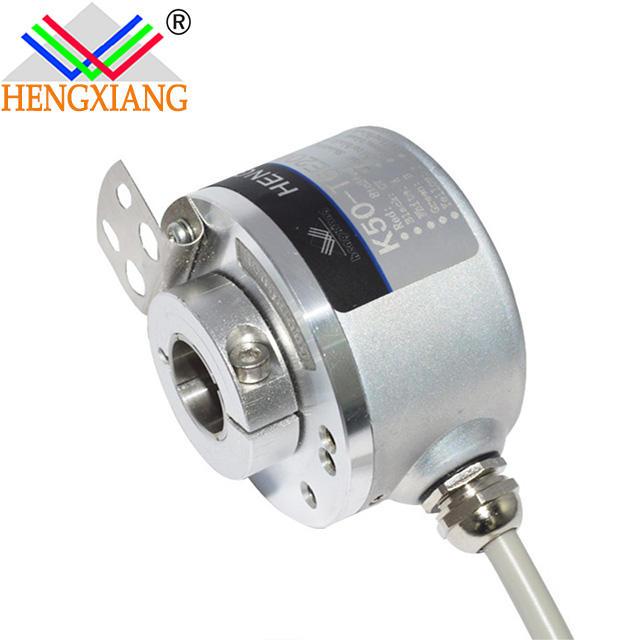 HENGXIANG K50 rotary encoder model No. DH05-14-3600 shaft 6mm