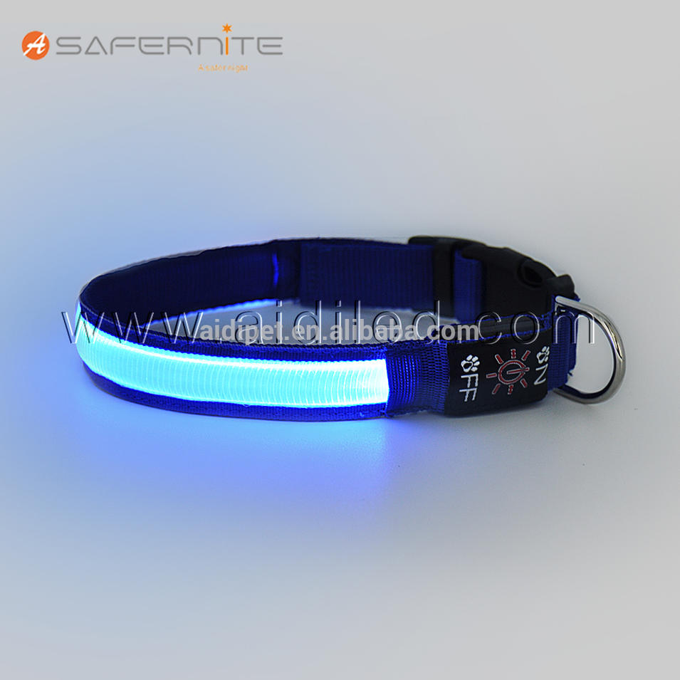 Comfortable LED Pet Collars for Small Dogs