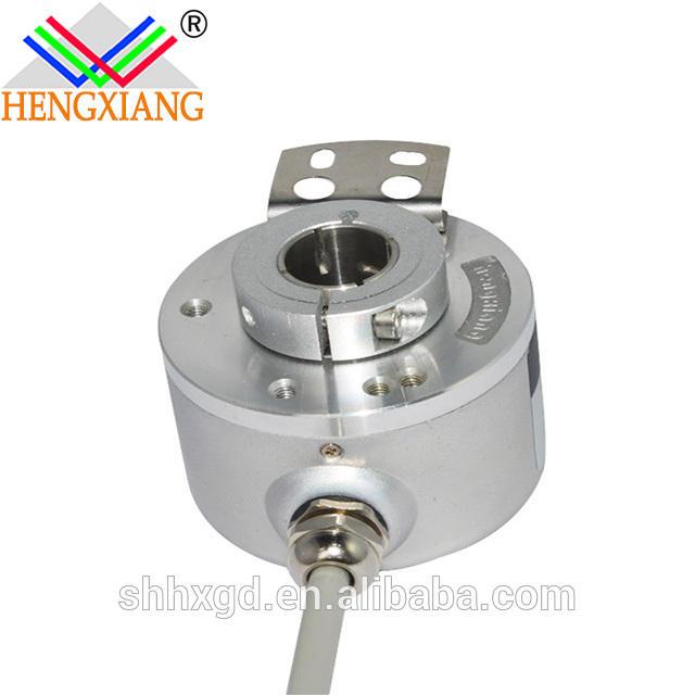 HENGXIANG K50 hollow optical encoder disk 1024 pulse 16384 pulse