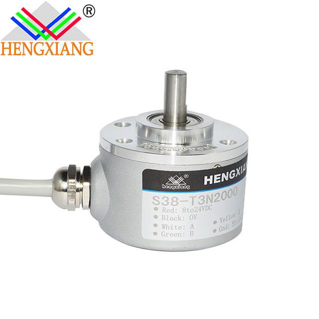 solid shaft 6mm Optical Encoder Rotary Price Shaft 24V Modular E6B2-CWZ1X