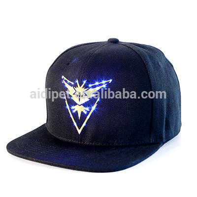 LED Hat Bright Lights Unisex Cap,Easily Adjustable,One Size Fits All