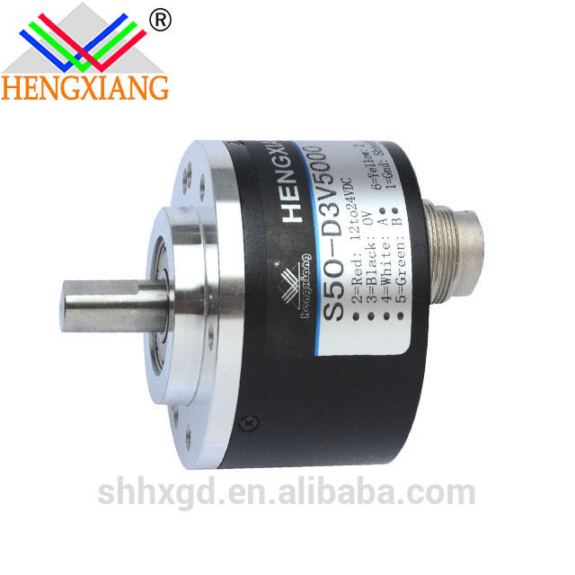 incremental encoder ,rotary encoder S50- Series 10mm shaft encoder