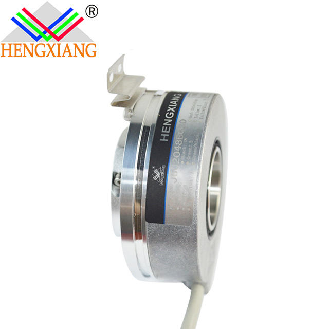 K76-J Series hollow shaft encoder replaced encoder DGS34/DGS35