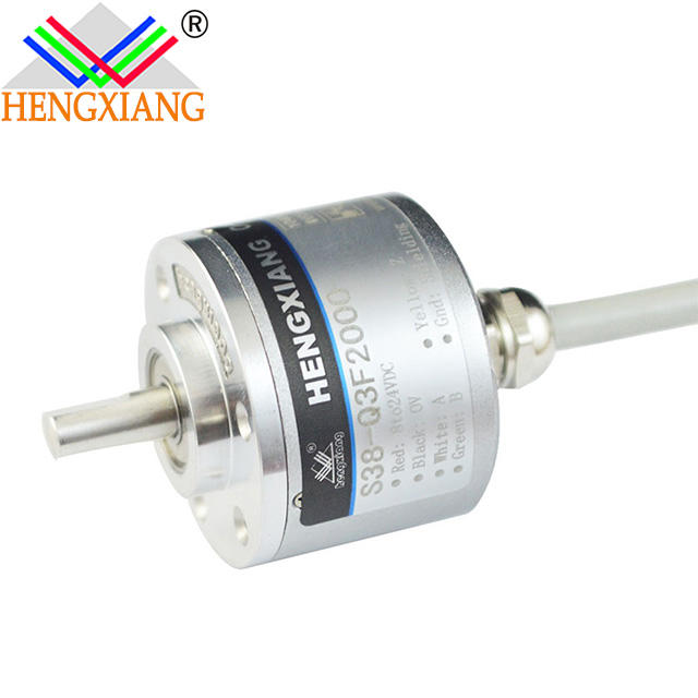 Replacement bearing encoder diameter 38mm shaft 6mm solid shaft encoder E6B2-CWZ6C 512ppr, DC5-24V