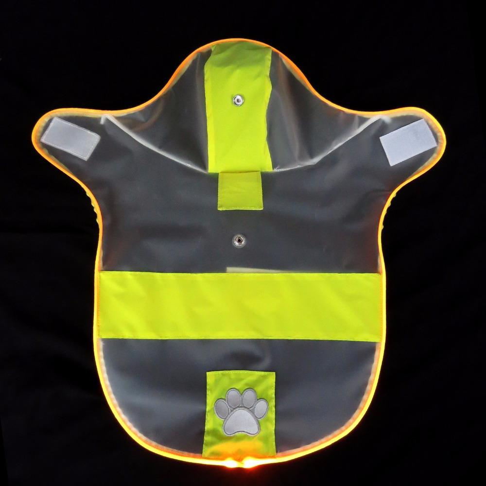 Hot Sales Unique Design Brand Name Dog Clothing for Spring Summer Pet Accessories Led Reflective Dog Clothes