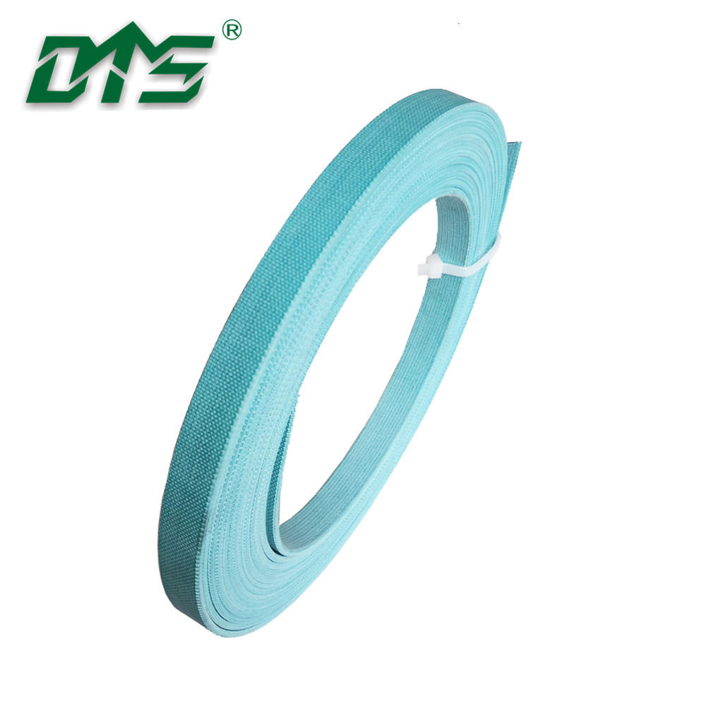 hydraulic cylinder seal 40% bronze carbon PTFE soft hard guide tape strip