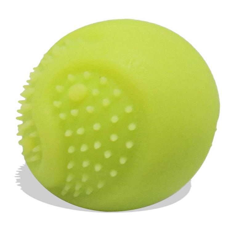 2016 New Item Silicone Chew Ball Toy for Dogs Bite Resistant Dog Toy Balls