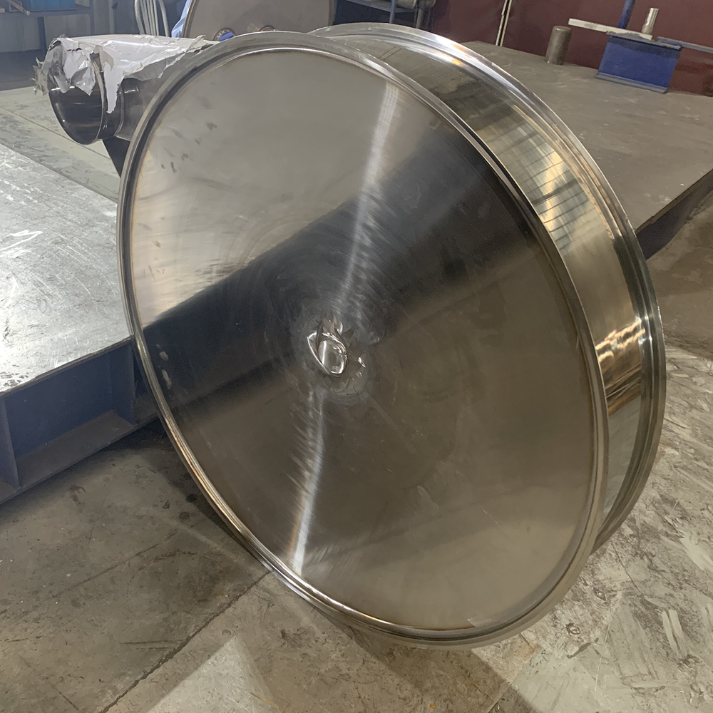Customized Size and Material Torispherical Heads Tank dish endsDish Ends Pressure Vessel Heads for boilers