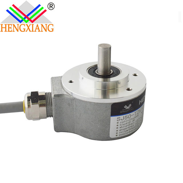 SJ50 small absolute encoder Optical Mechanical Sensor Absolute Encoder CNC Machine External control direction