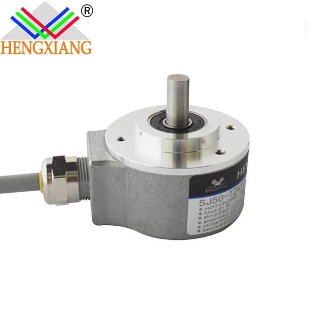 SJ50 small absolute encoder Optical Mechanical Sensor Absolute Encoder CNC Machine External control direction