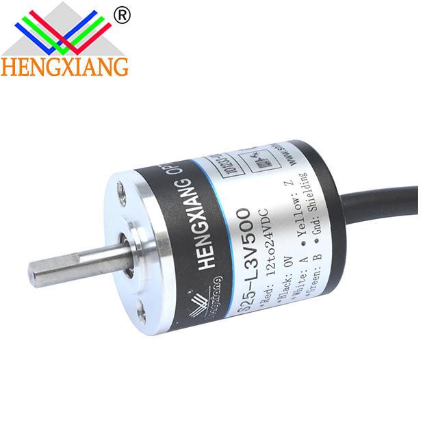 Incremental type Rotary Encoder capacitive sensor