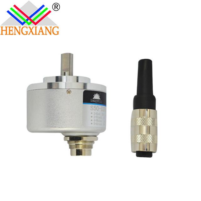 solid shaft encoder S50 Incremental height measuring sensor AB phase