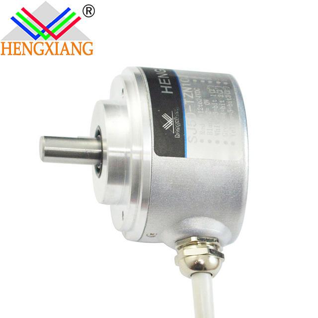 Hengxiang china absolute encoder SJ50 single-turn/multiturn 512 ppr