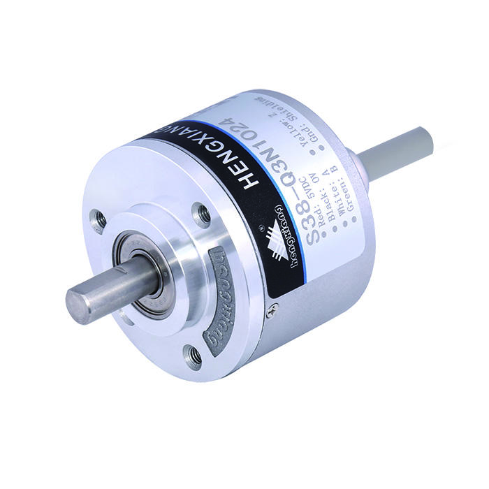 New EI40A6-H6AR-1024 rotation encoder push-pull 1024 pulse s haft diameter 6mm of S38-T6E1024 replacement