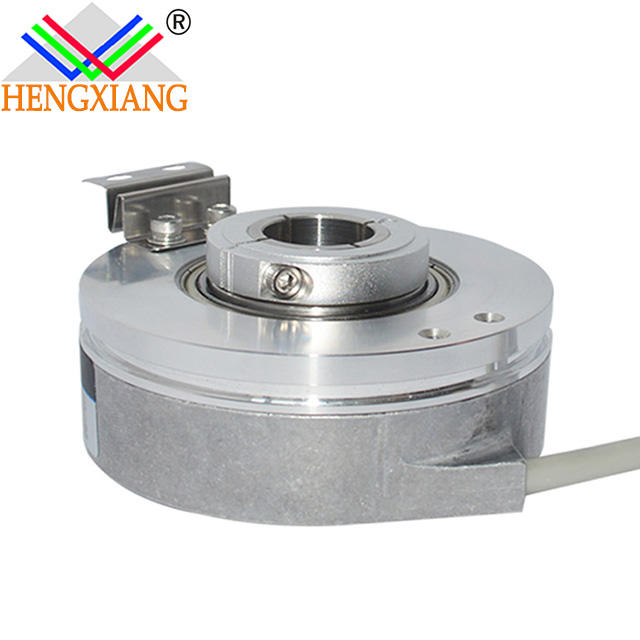 20mm hollow shaft encoder K76 Rotating Speed Measuring Optical Encoder 2048 pulse 2048ppr