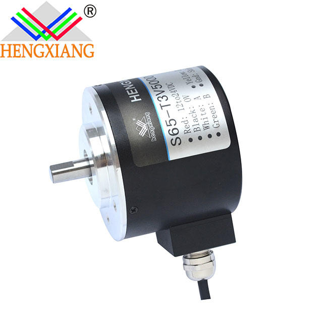 65mm rotary encoder 8192 PPR Rotary Encoder ABZ signal
