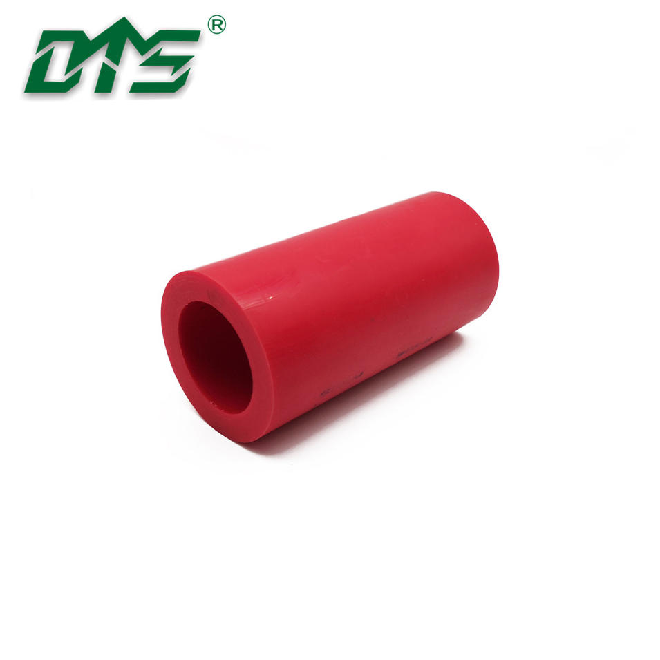Polyurethane PU Tube Semi Materials for U Seals Productions CNC Lathe