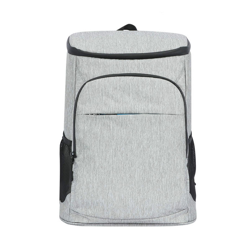 New 30L Soft Cooler Bag 35 Cans 100% Leak proof Cooler Backpack 600D Oxford Waterproof Picnic Thermal Insulated Bag