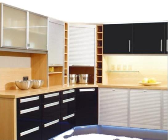 Chinese Manufacturer Hot sale Reliable quality Aluminum Alloy Rolling Cabinet Rolling Sliding Door Roller Shutter Door