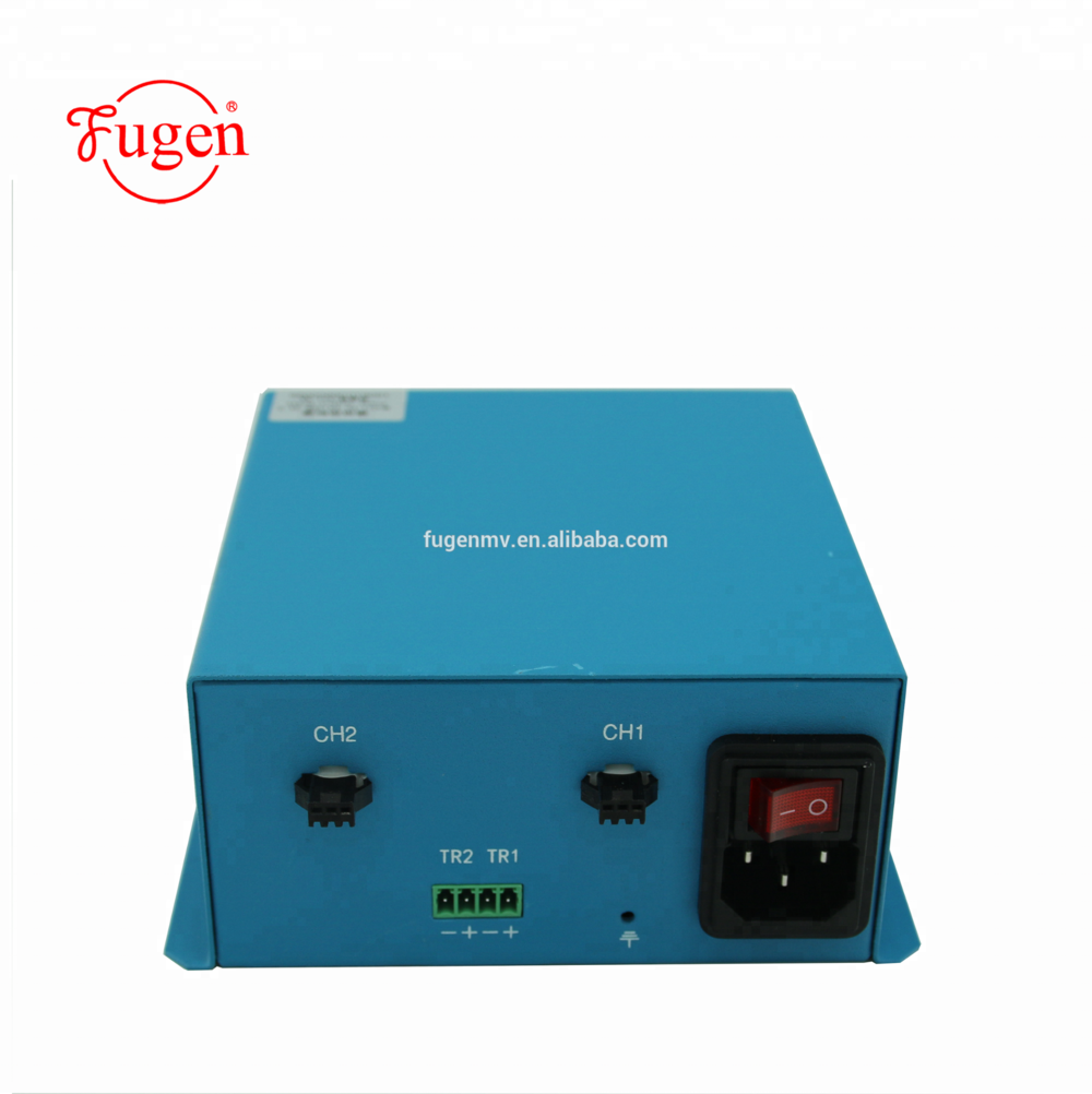 FG PR Series wholesale high quality CE standard 4 channels 60W 24V voltage analog controller for machine vision system