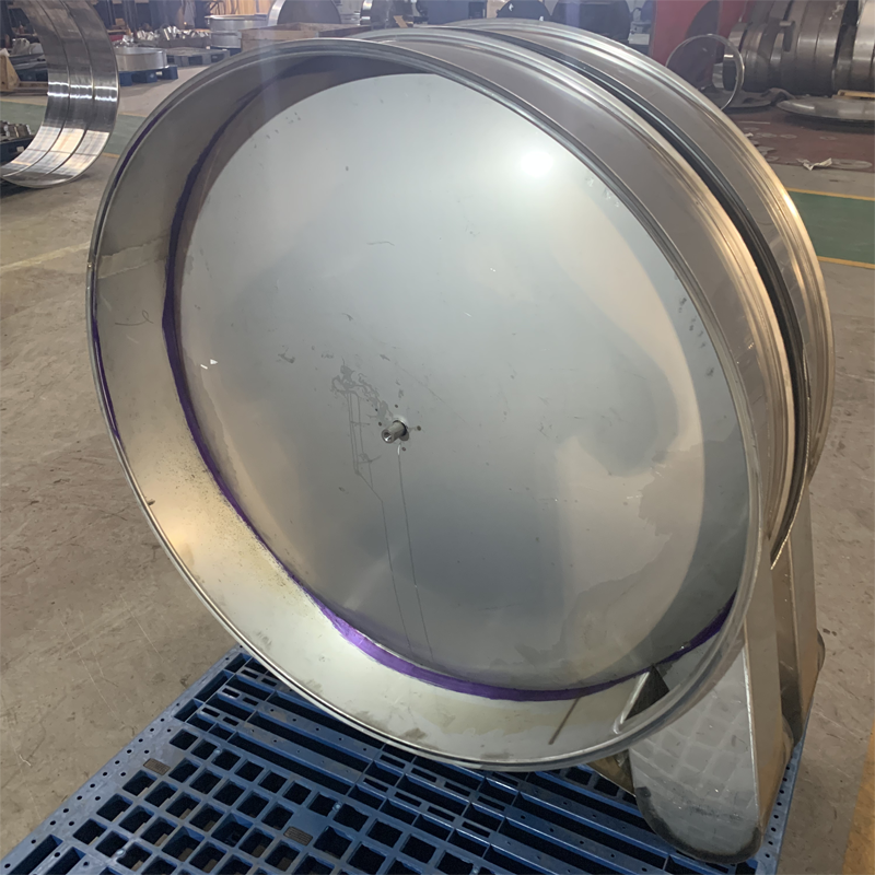 High Quality Carbon Steel Stainless Steel Hemisphere Propane Tank Dishes Head
